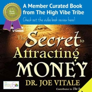 Video Book Review of The Secret to Arttracting Money by Dr. Joe Vitale