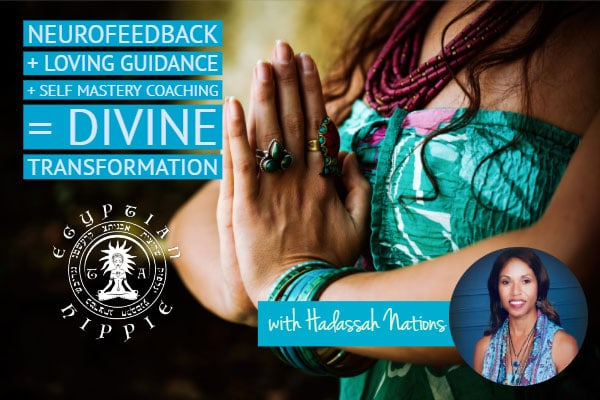 Neurofeedback Therapy and Naturopathic Practitioner Hadssah Nations in San Diego Holistic Health Coach and Self Mastery Transformation Coach Holistic Health Coach, Self Mastery Reans CA