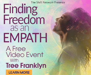 HOw to Deal with Being an Empath Interview with Empath Coach Tree Franklyn